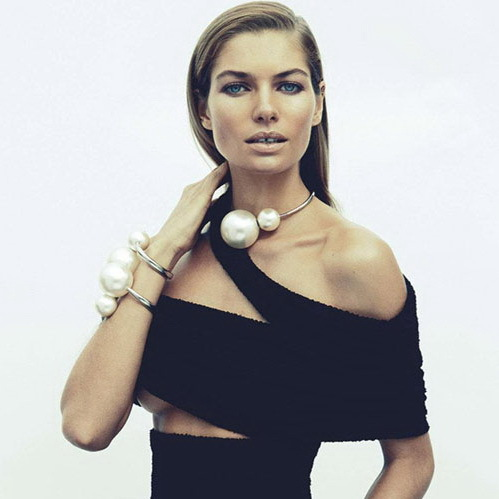2014-women-s-choker-fashion-big-pearl-bracelet-elegant