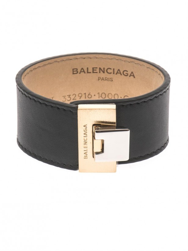 balenciaga_black_bracelet_le_dix