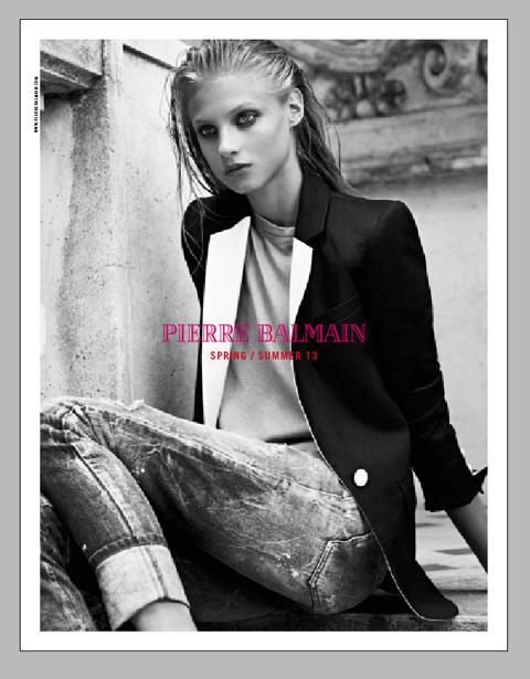 Pierre-Balmain-Spring-2013-Women-Ad-Campaign