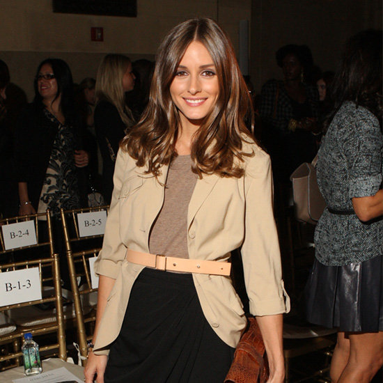 Olivia-Palermo-Wearing-Khaki-Blazer-New-York-Fashion-Week