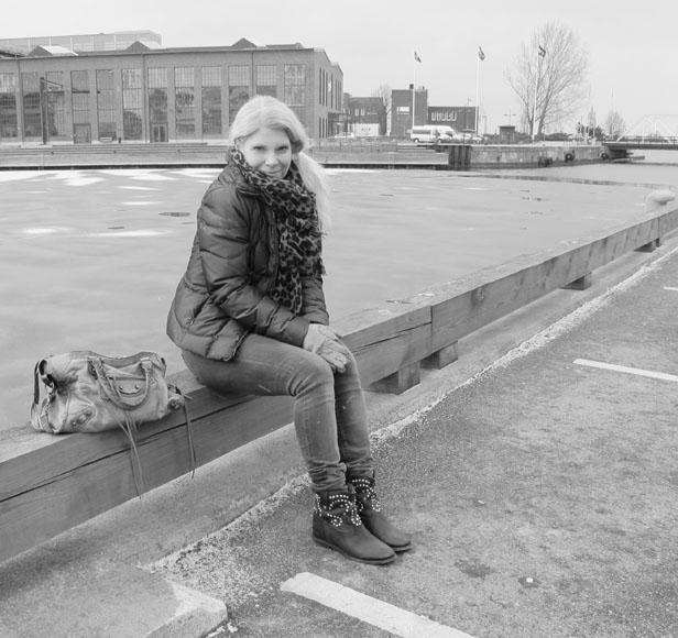 balenciaga_bag_louis_vuitton_leopard_scarf_moncler_jacket_isabel_marant_caleen_studded_boots