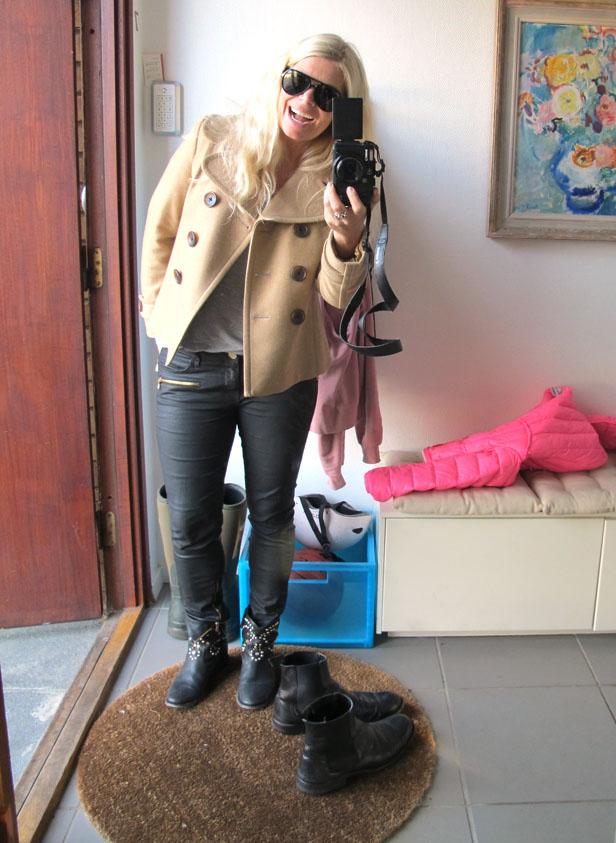 beige_peacoat_zara_coated_jeans_isabel_marant_caleen_boots