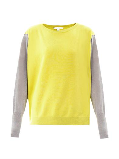 dvf-sweater_yellow_grey