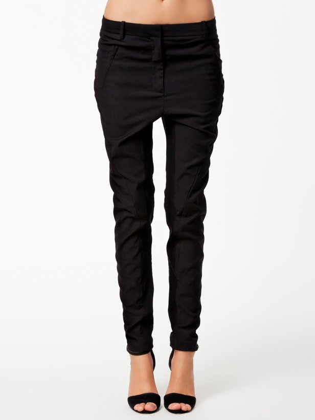 malene_birger_teo_pants_black