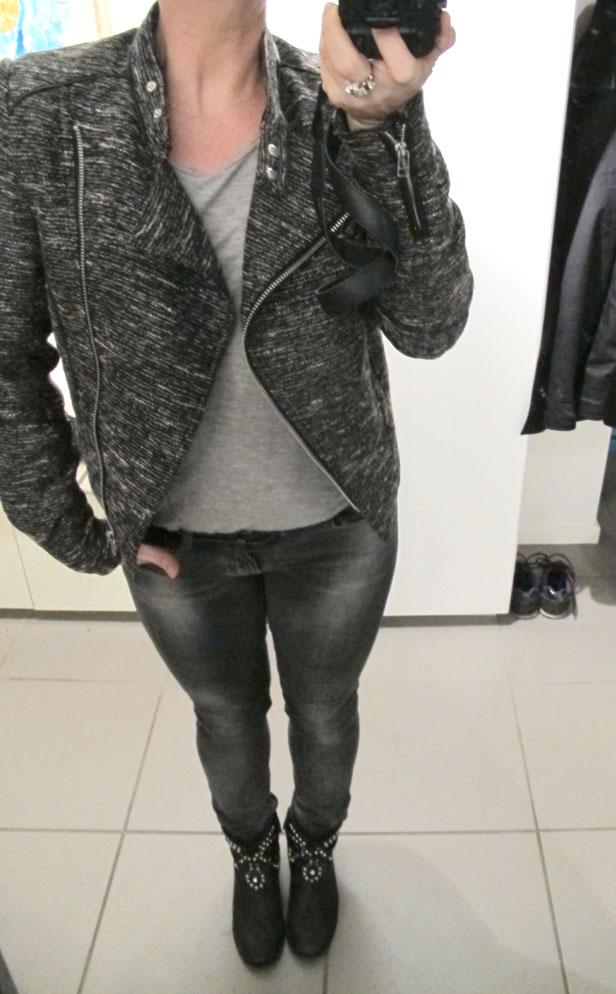 hm_tweed_gina_tricot_tee_zara_jeans_isabel_marant_boots