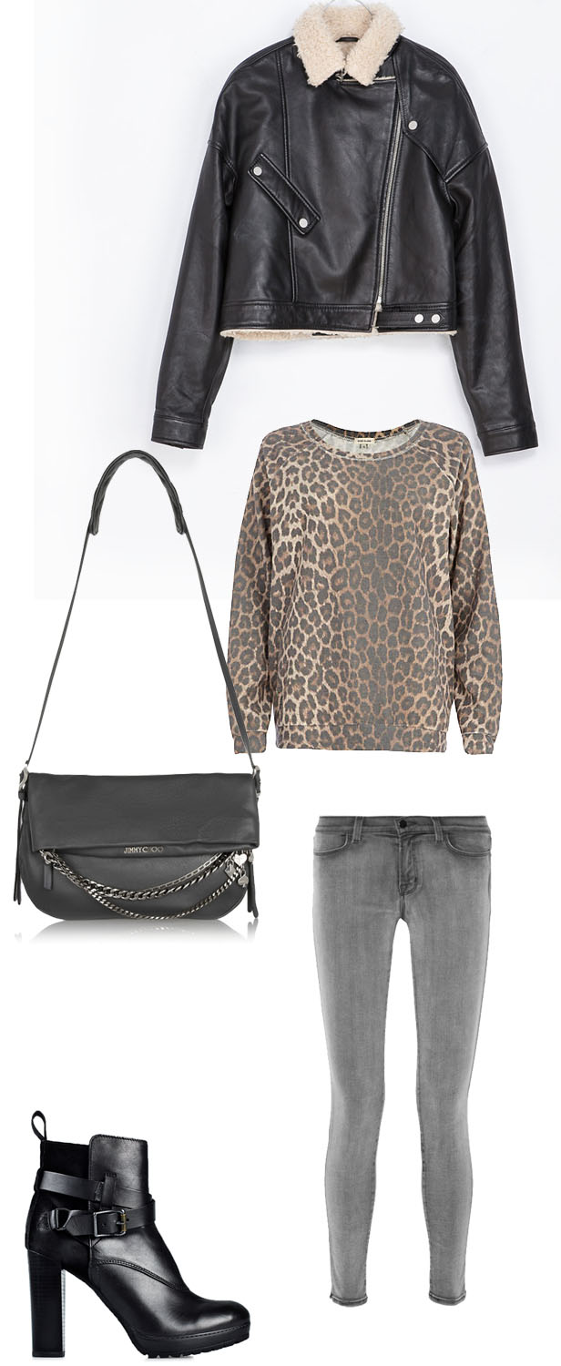 leather-jacket_zara_jeans_j_brand_leopard_sweatshirt_river_island