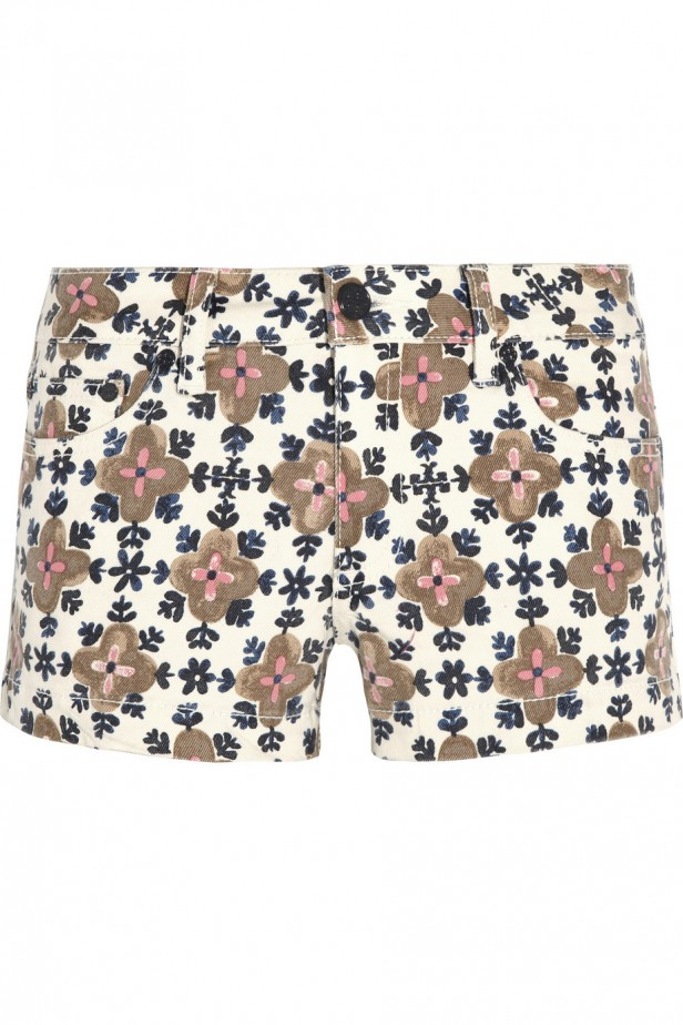 tory_burch_flower_shorts