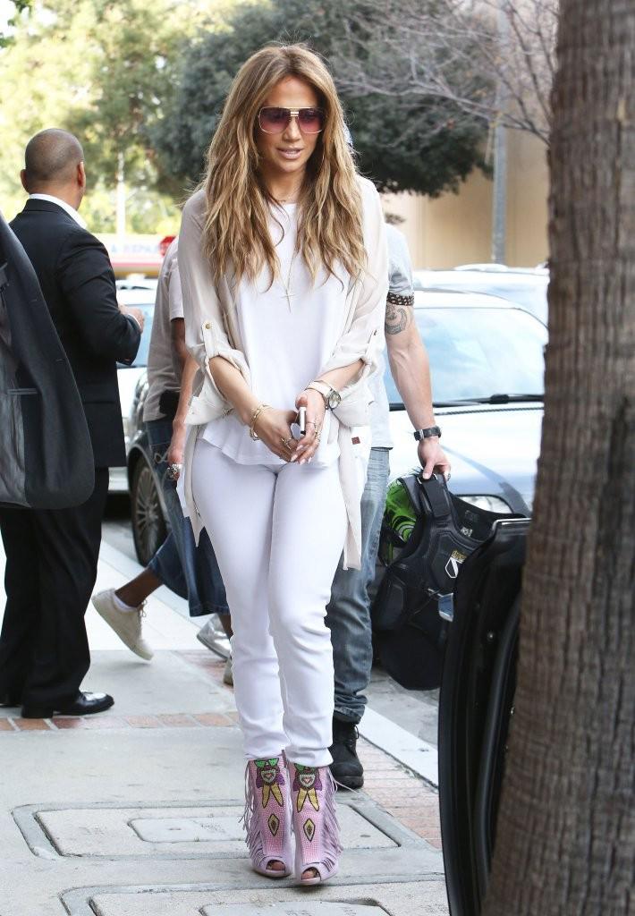 J Lo Style