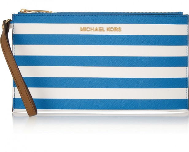 michael_kors_clutch_striped_blue_white