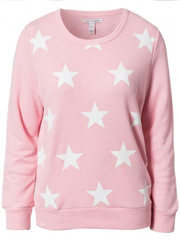 pink-star-sweatshirt