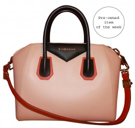 givenchy-antigona-bag-beige-tricolor pre-owned