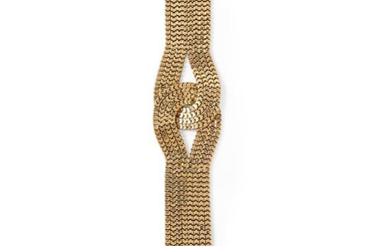 christmas gifts for the chic girl, bracelet gold