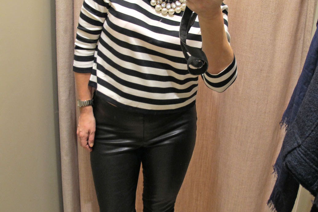 striped_jersey_t-shirt_faux_leather_pants_mango