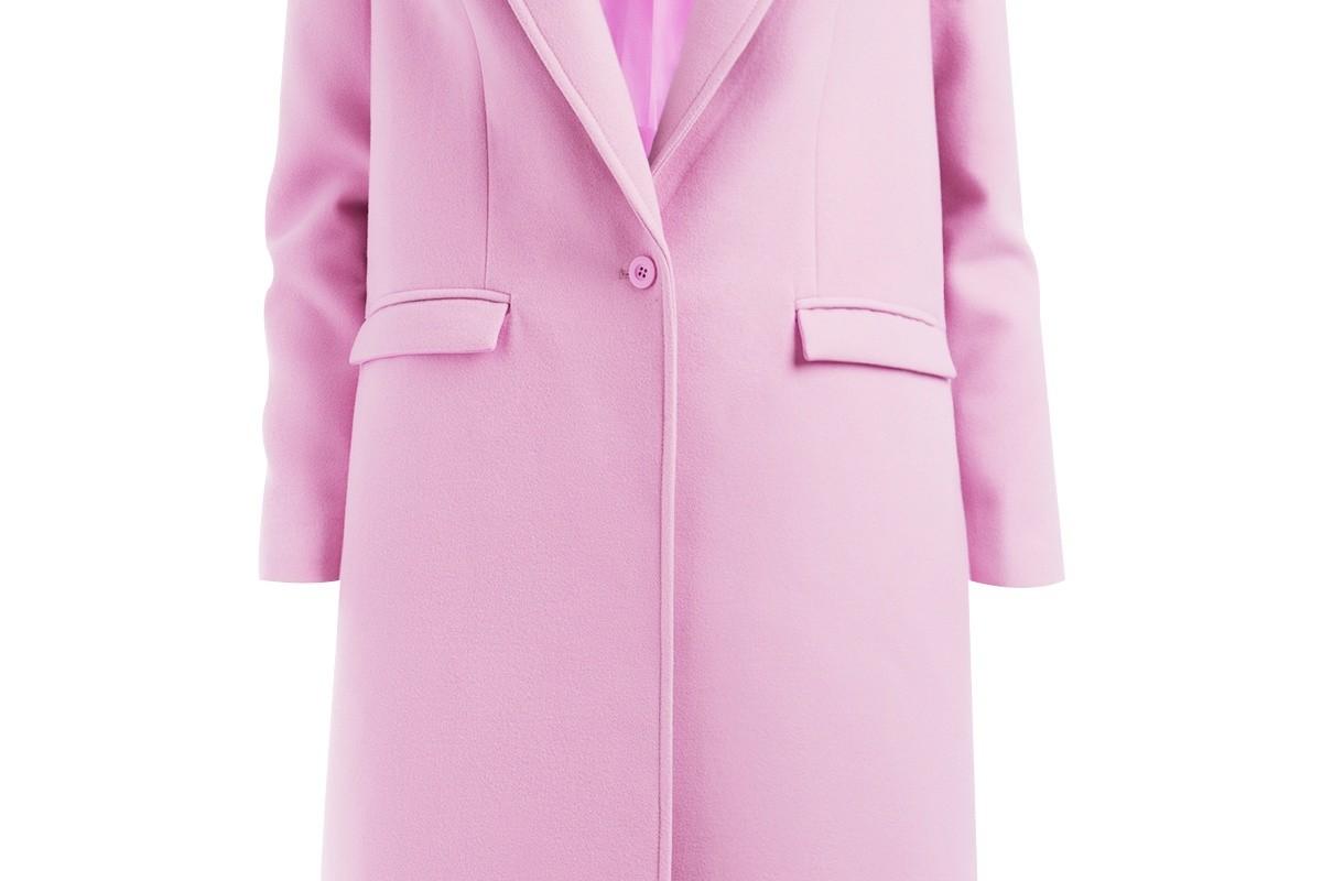 Pink coat cameo girissima sale