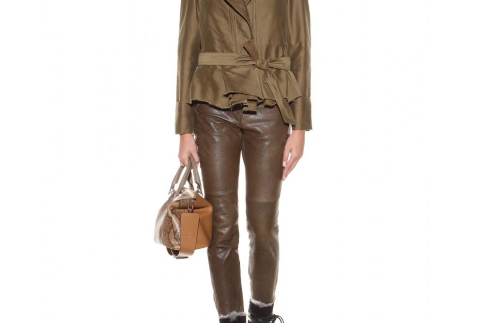 Isabel Marant Janey cotton jacket