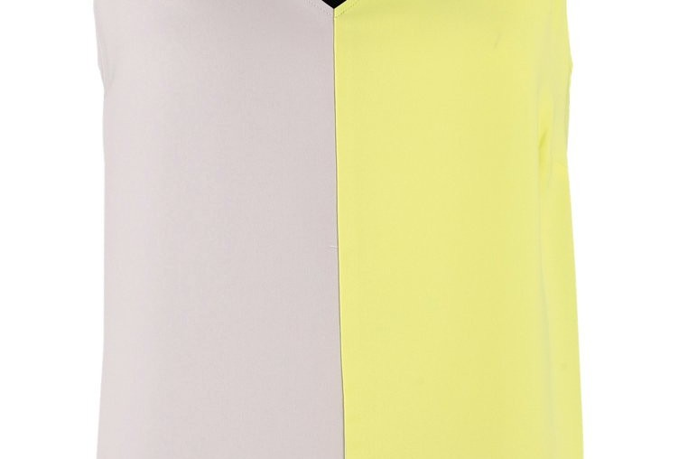 Colorblock top from Dorothy Perkins