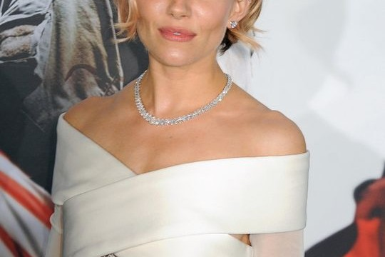 Sienna Miller at American Sniper Premiere