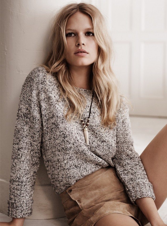 anna_ewers_for_mango_spring_ss15_suede_shorts