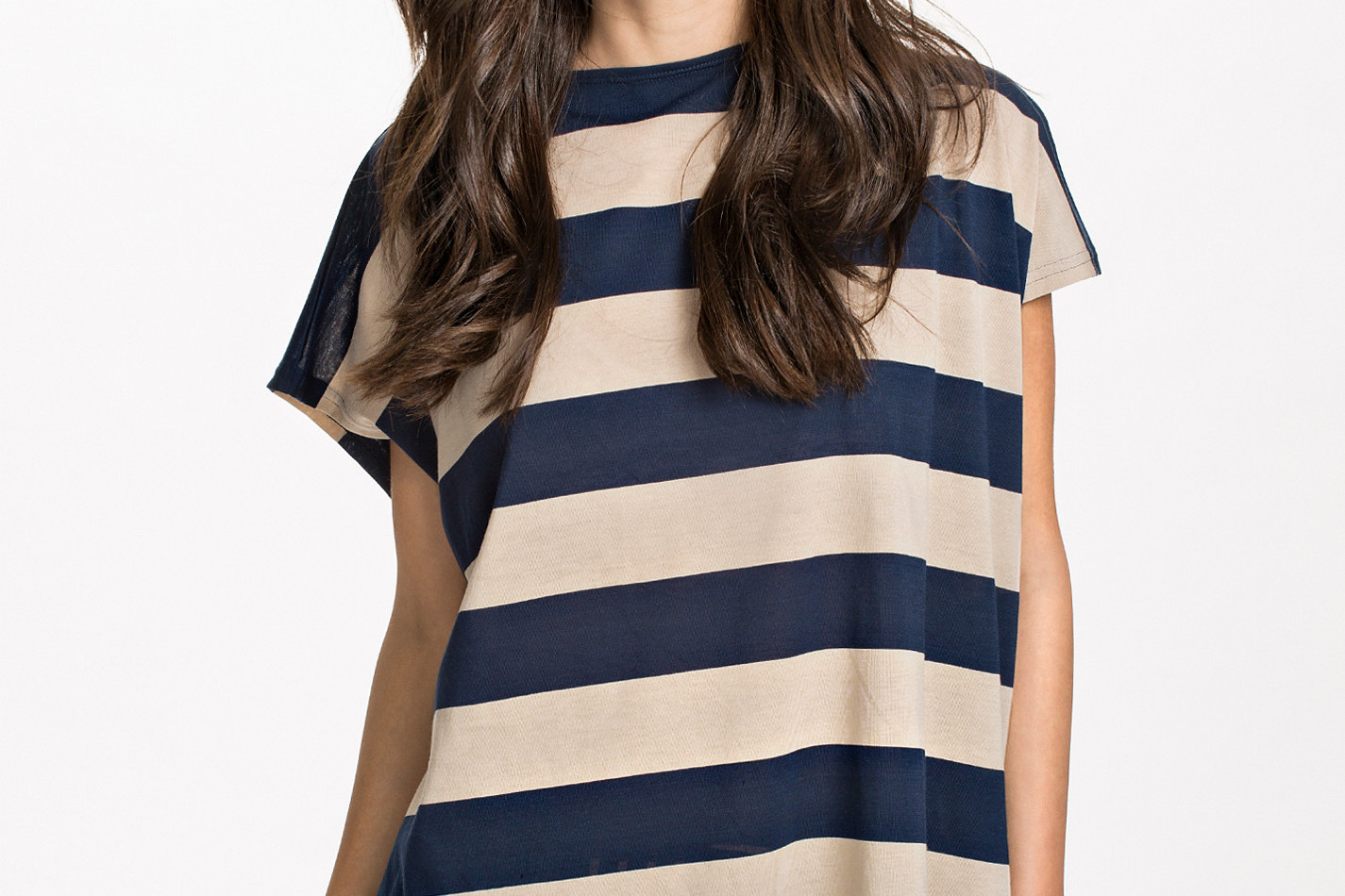 Striped oversize top from Cheap Monday