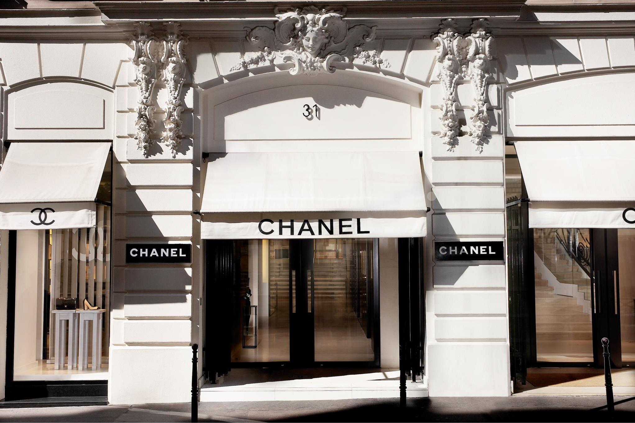 Chanel öppnar butik i Stockholm