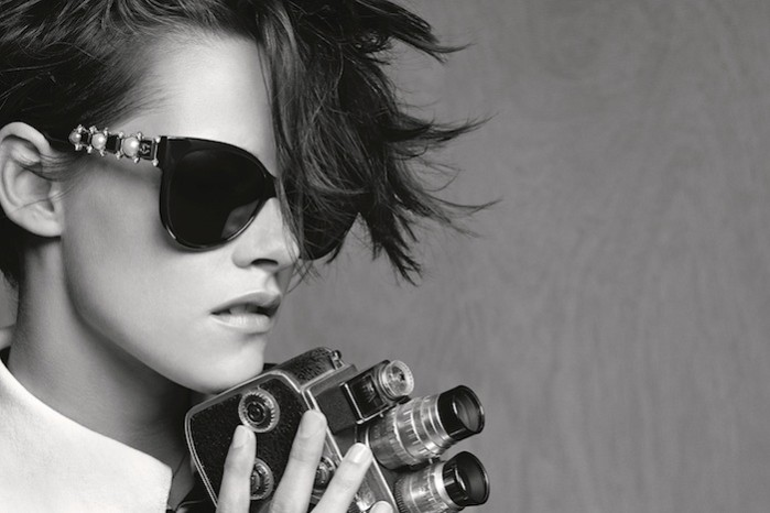 Kristen Stewart for Chanel Eyewear