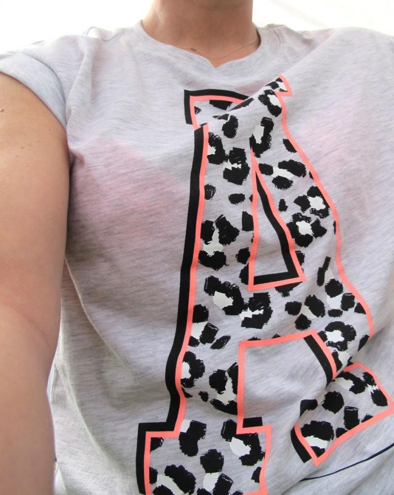 gina tricot leopard a t-shirt