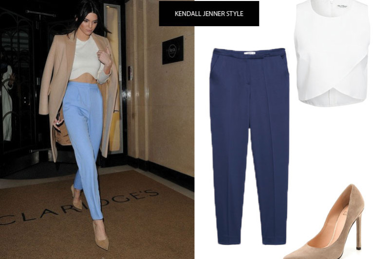 kendall jenner style get the look