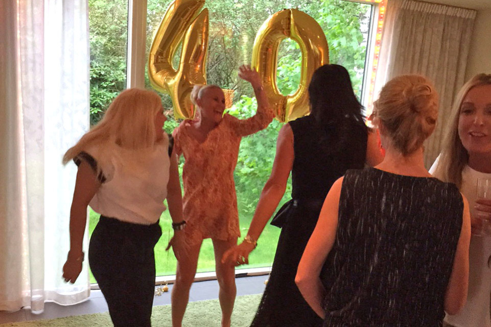40-årsparty
