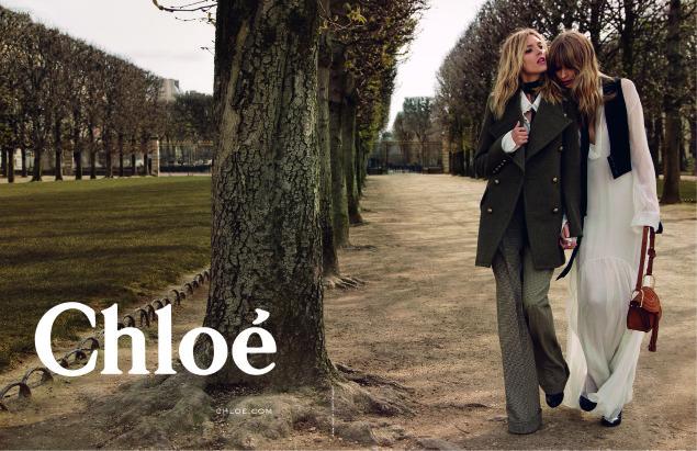 chloe fall winter 2015 ad campaign