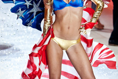 stars and stripes victorias secret
