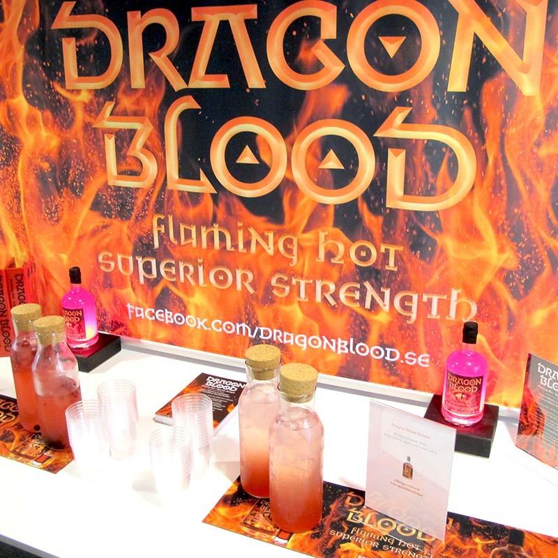 Dragonblood drinkar