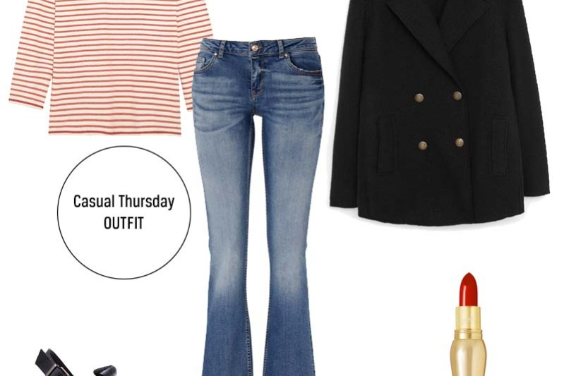 Thursday casual outfit