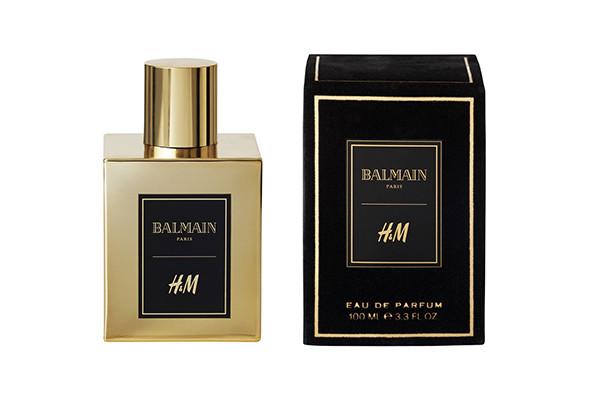 balmain for hm doft eau de parfum