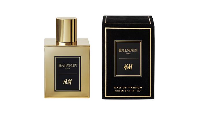 balmain x hm doft eau de parfum