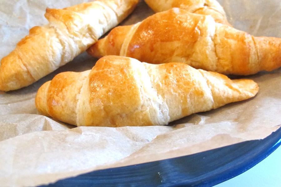 croissanter på burk hemmagjorda