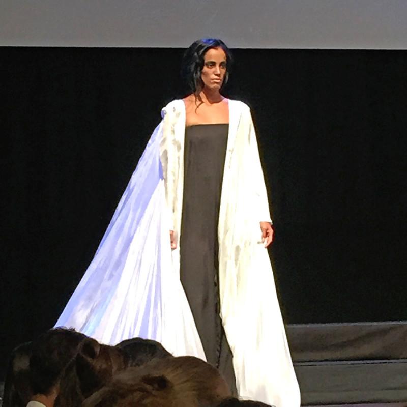 josefinrunquist modelive visning vit cape